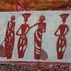 femmes africaines yoga au féminin